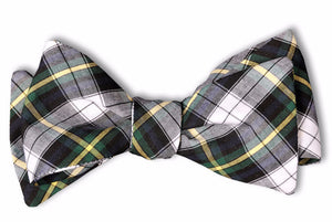 Snowcapped Spruce Bow Tie