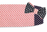Stars and Stripes Cummerbund Set