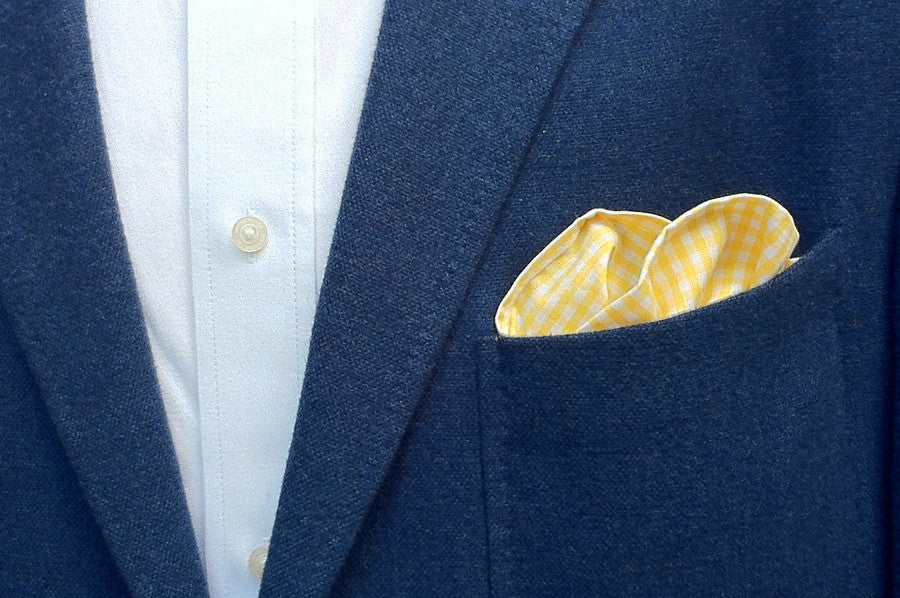 Sunkissed Pocket Square