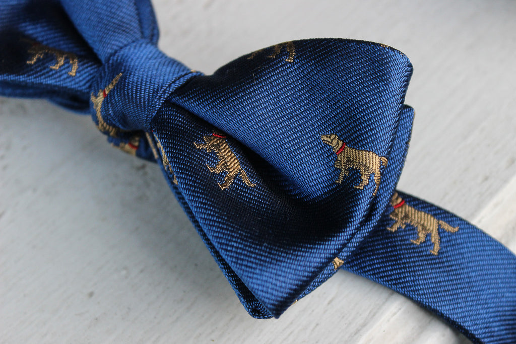 Good Boy Bow Tie - Royal