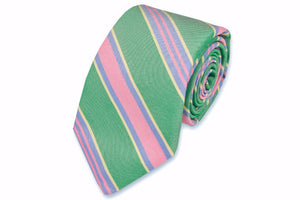 Kelly Maybank Stripe Necktie