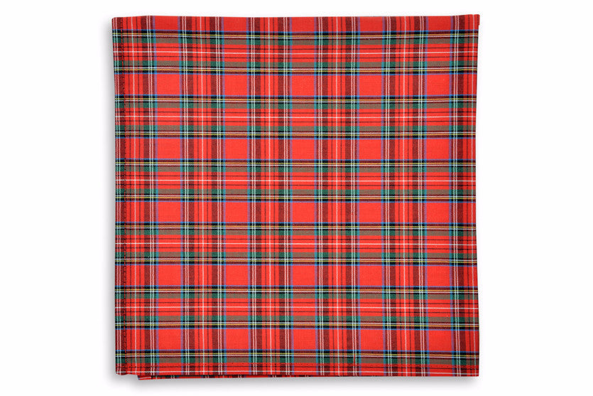 MacIntosh Tartan Pocket Square