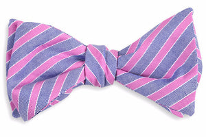 Middleton Stripe Bow Tie