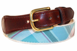 Mint Julep Madras Belt
