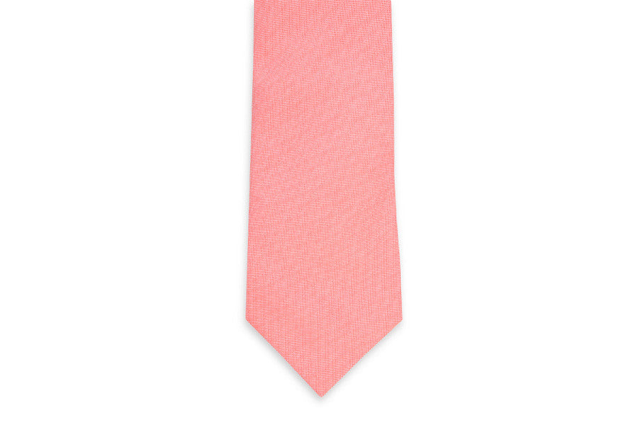 Nantucket Oxford Cloth Necktie