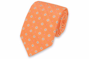 Orange Avery Necktie