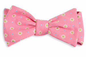 Pink Avery Bow Tie