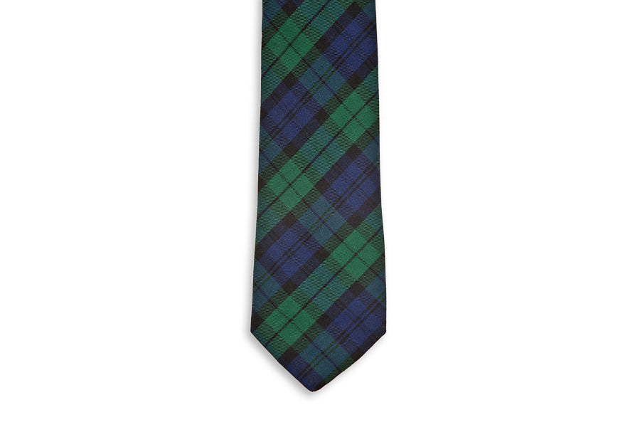 Black Watch Tartan Necktie