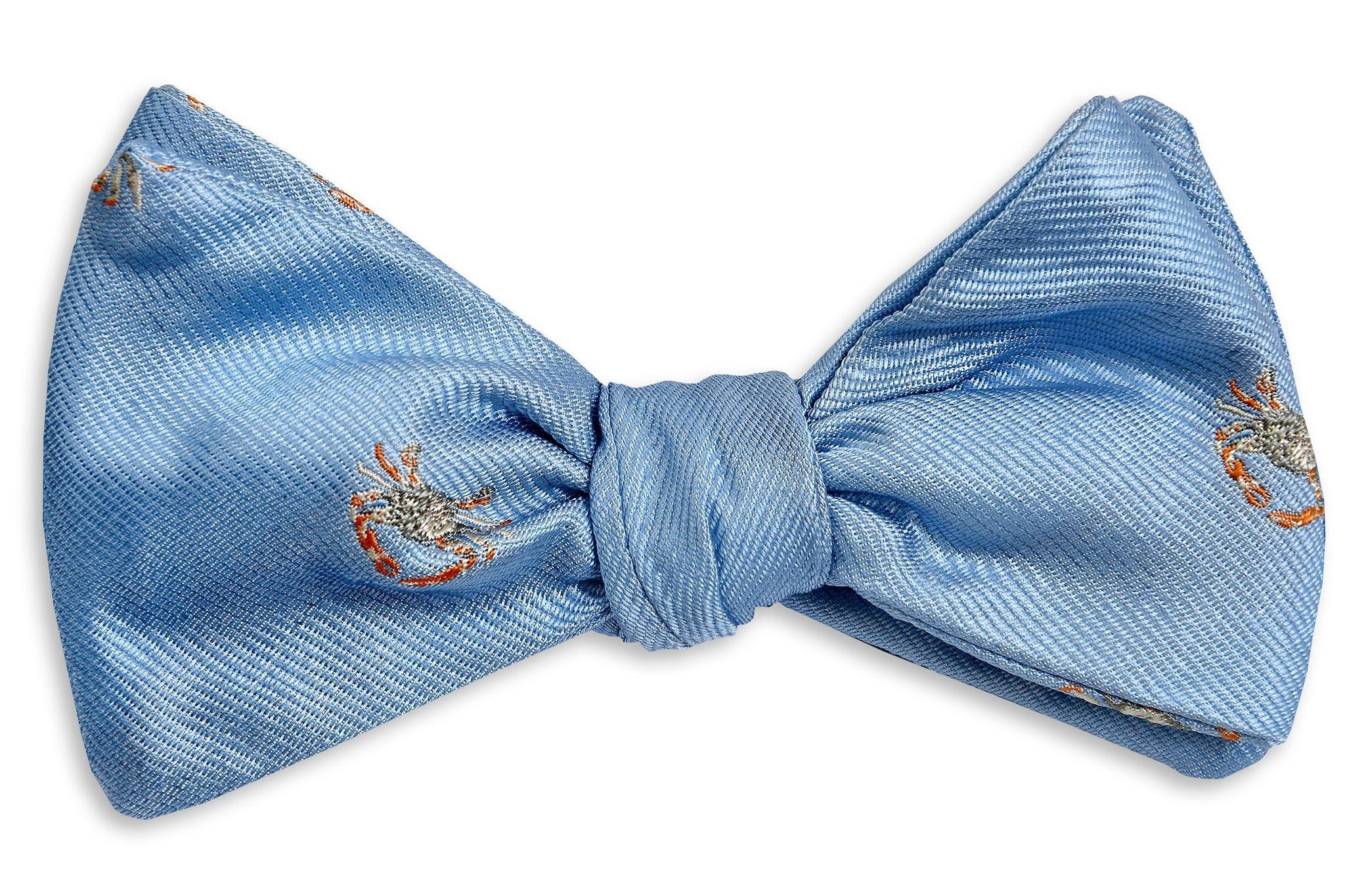 a949fe5f1bda Blue Crab Bow Tie - Light Blue