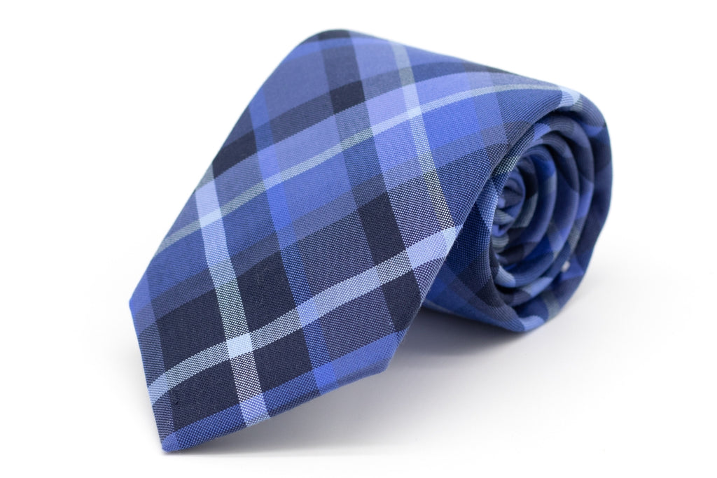 Light It Blue Necktie