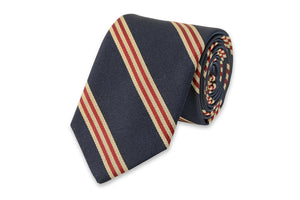 Cambridge Stripe Necktie