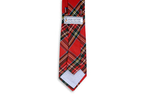 Cocoa and Mistletoe Necktie