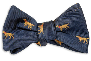 Good Boy Bow Tie - Navy