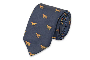 Good Boy Necktie - Navy