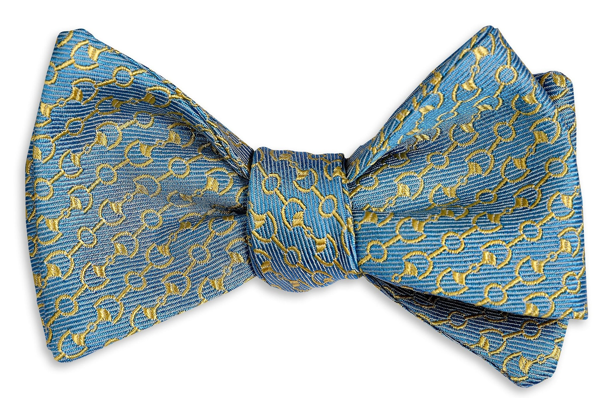 9a550f5a07bb Horse Bits Bow Tie - Turquoise