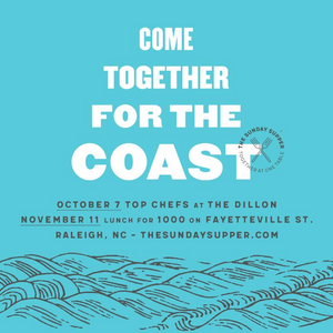 Come Together for Coast - Hurricane Relief Tee