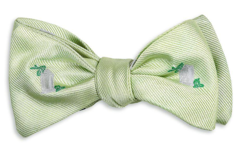 Julep Cup Bow Tie - Mint