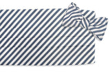 Oyster Roast Stripe Cummerbund Set - Midnight