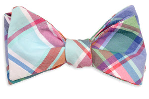 Palmer Plaid Bow Tie
