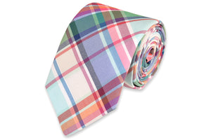 Palmer Plaid Necktie