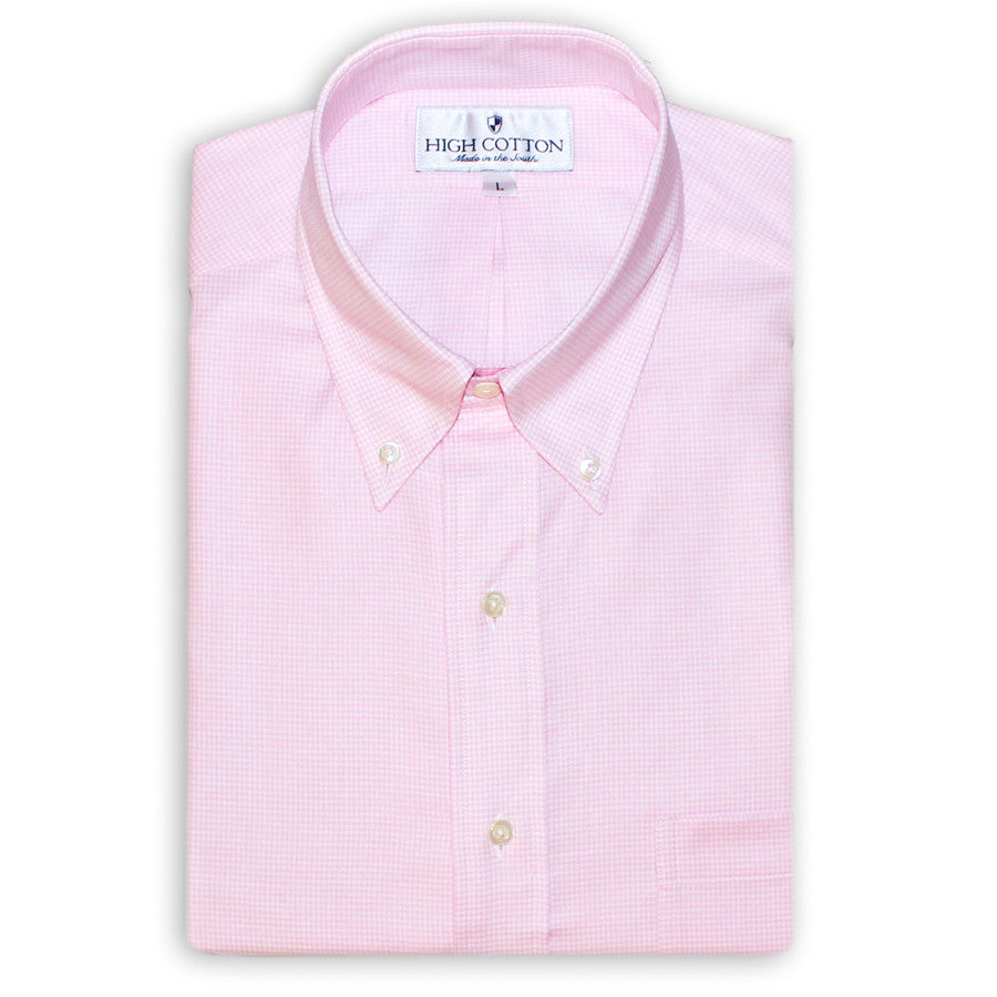 dd45da25 Cotton Exchange Sport Shirt - Charleston Pink