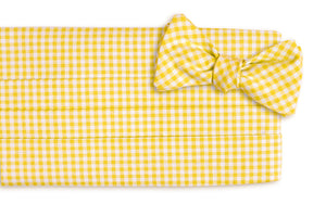 Sunkissed Cummerbund Set
