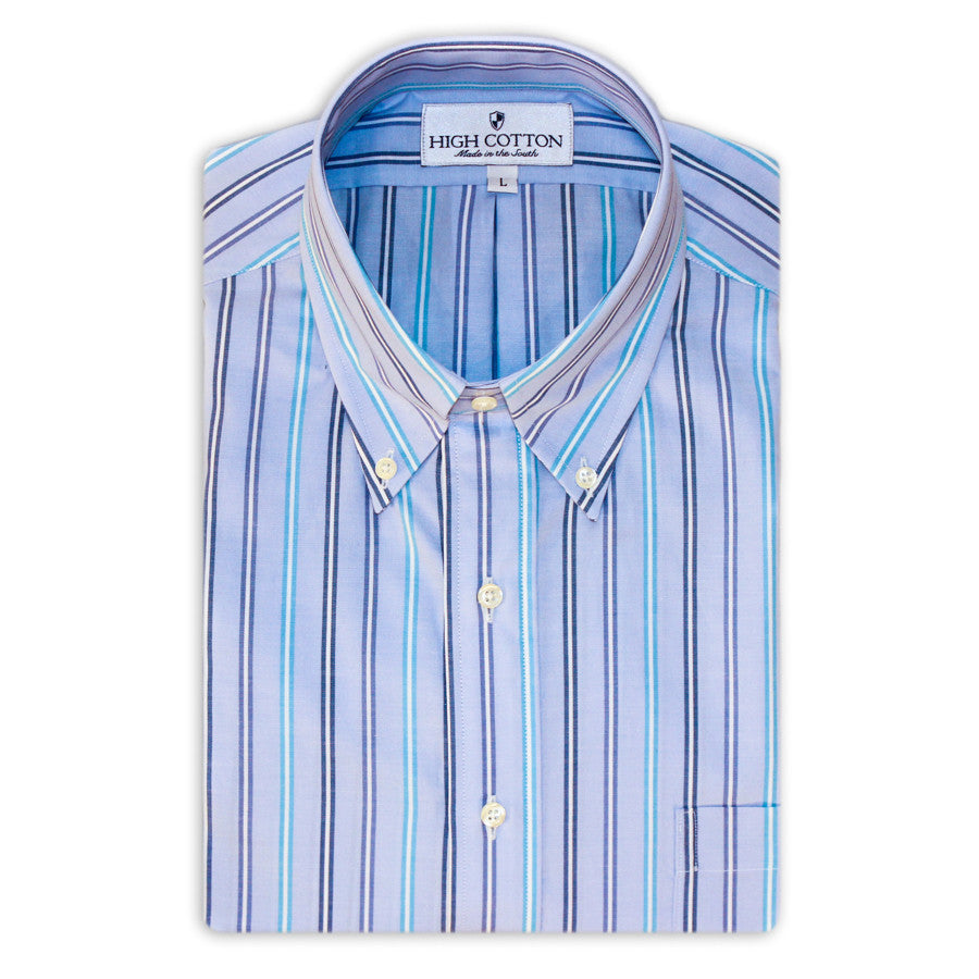 Sunday Brunch Sport Shirt - Teal