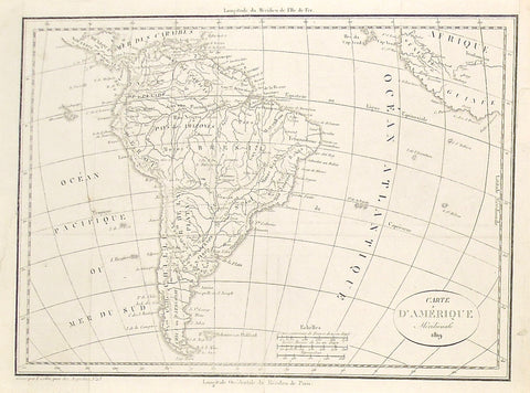 South American Maps
