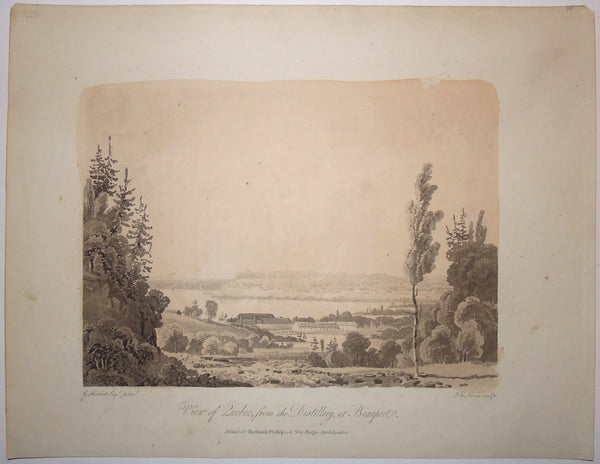 View of Quebec, from the Distillery, at Beauport.  (B2-23d)