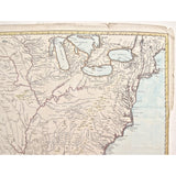 Carte de la Louisiane, Cours du Mississipi, Cours du Mississippi, Cours, Mississippi, Mississippi River, Pais, Voisins, Carte, Cartes, Maps, Map, Mapping, Chart, Charts, Charting, Lac Huron, Lac Ontario, Lac Erie, Lac Michigan, Lake Ontario, Lake Erie, Lake Michigan, Lake Huron, Pays de iroquois, Iroquois, Nouvelle Angleterre, New England, Cape Anne, Boston, Cape Cod, Plymouth, Long Island, Rhode Island, Nauset, Nanset, Pennsylvania, Nouvelle Jersey, New Jersey, Virginie, Virginia, Caroline, Carolinas, Cape