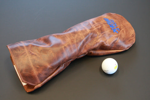 GolfWRX Leather Driver Headcover