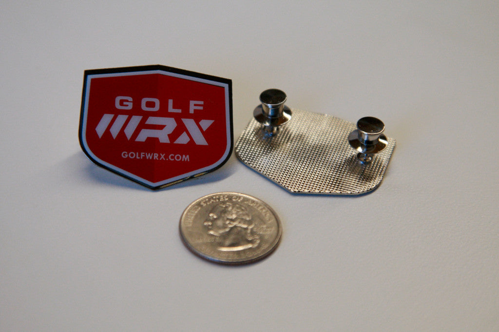 GolfWRX Credential Pin