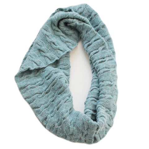 Loop Snood - Turquoise