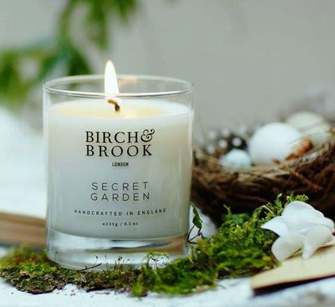 Birch & Brook's Limited Edition Evergreen Candle available here at The Good Place. Discover our full collection of products that 'do good for people and the planet'.
