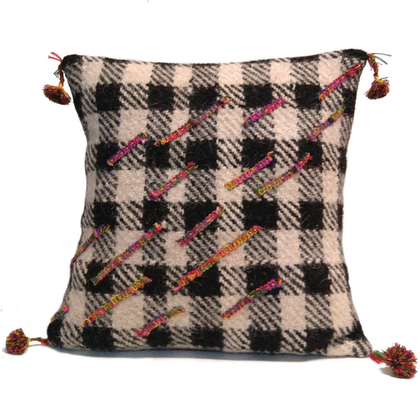 Rari Square Cushion Cover 18x18