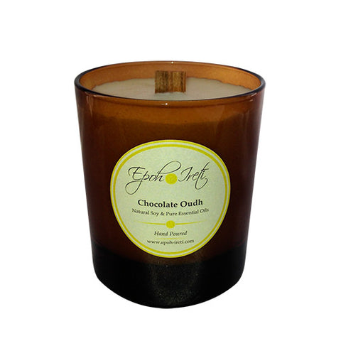 Chocolate Oudh 'The Hope Candle'