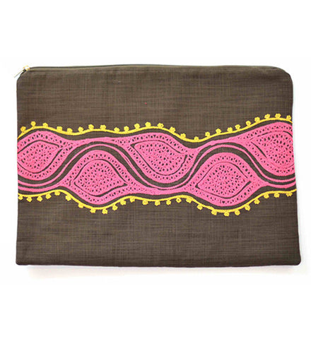 Deco Ripple Laptop Case