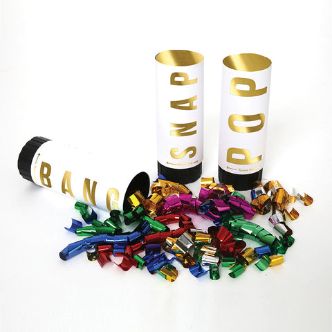Confetti Popper - Bang Snap Pop!