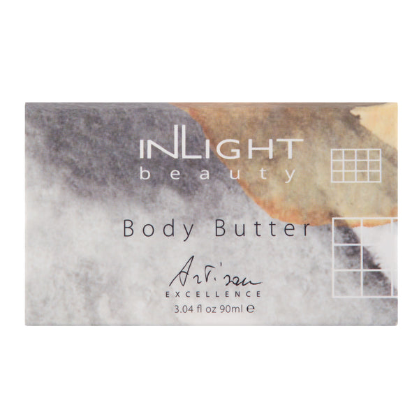 Inlight Beauty's Organic Body Butter