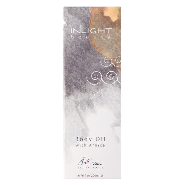 Inlight Beauty Organic Body Oil with Arnica at The Good Place