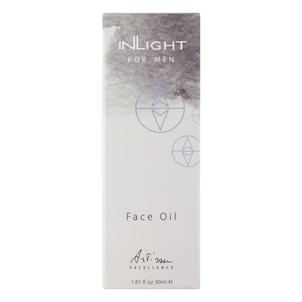 Inlight Beauty Organic Face Oil for Men at The Good Place