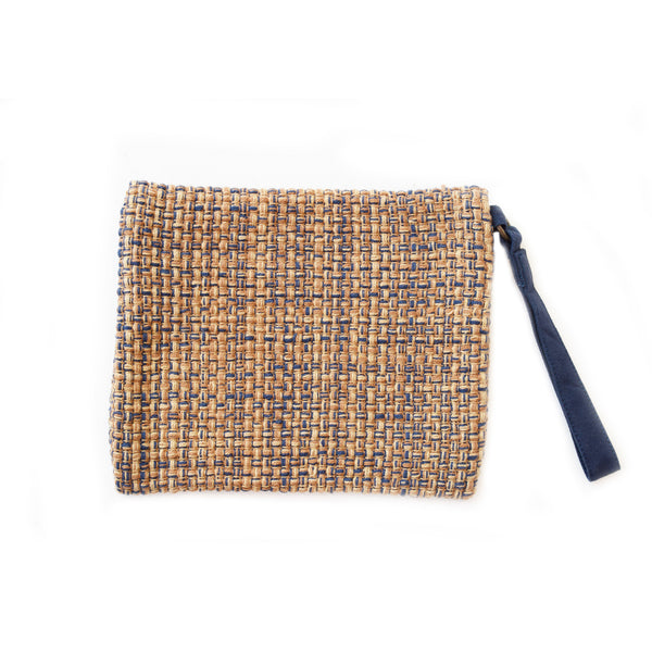 Carry Me Wristlet - Navy