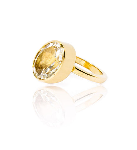 Sinope Ring (Eco-Gold)