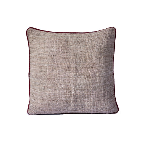 Sisnu Nettle Cushion Cover 18x18