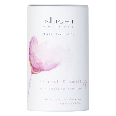 Inlight Refresh & Smile Tea Infusion at The Good Place