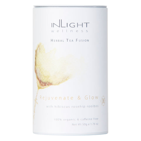 Inlight Rejuvenate & Glow Tea Infusion at The Good Place