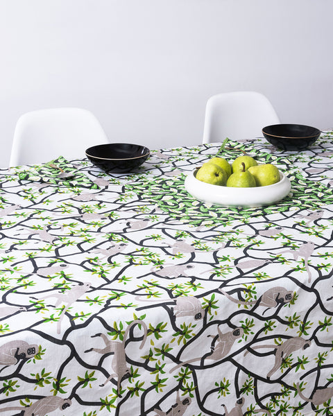 Langur Table Cloth