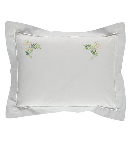 Personalised Mimosa Baby Pillowcase