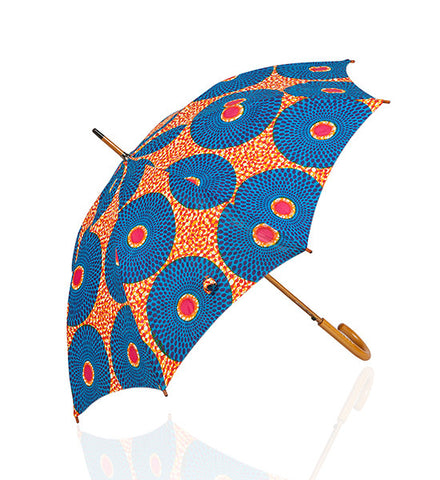Machungwa Waxed Umbrella
