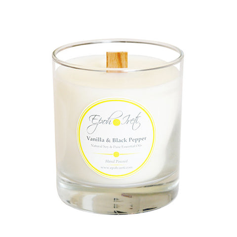 Vanilla & Black Pepper Candle